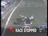 Résumé saison F1 1995 avec les commentaires du live ( TF1 ) (Part 2)