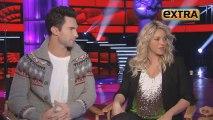 Shakira  Adam Levine interview The Voice Coaches