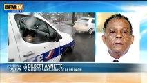 """Cyclone à la Réunion : """"le dispositif est en place"""", explique le maire de Saint-Denis"""