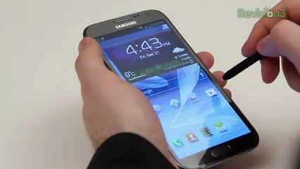 Samsung Galaxy Note 2: Unboxing - Unbox Therapy