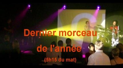 """Anthracite cover """"Débranche"""" de France Gall orchestre vatiété Mariage 0324332310"""