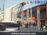 ERKE Vinç, FUWA Paletli Vinç Standı - Bauma China 2010