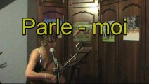 parle moi, cover, Isabelle Boulay