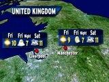 UK Weather Outlook - 01/03/2013