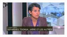 Depardieu : pour Vallaud-Belkacem, mieux vaut omettre la raison de son départ