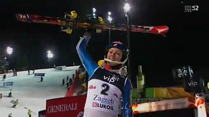 Alpine Skiing World Cup – Zagreb – Women's Slalom