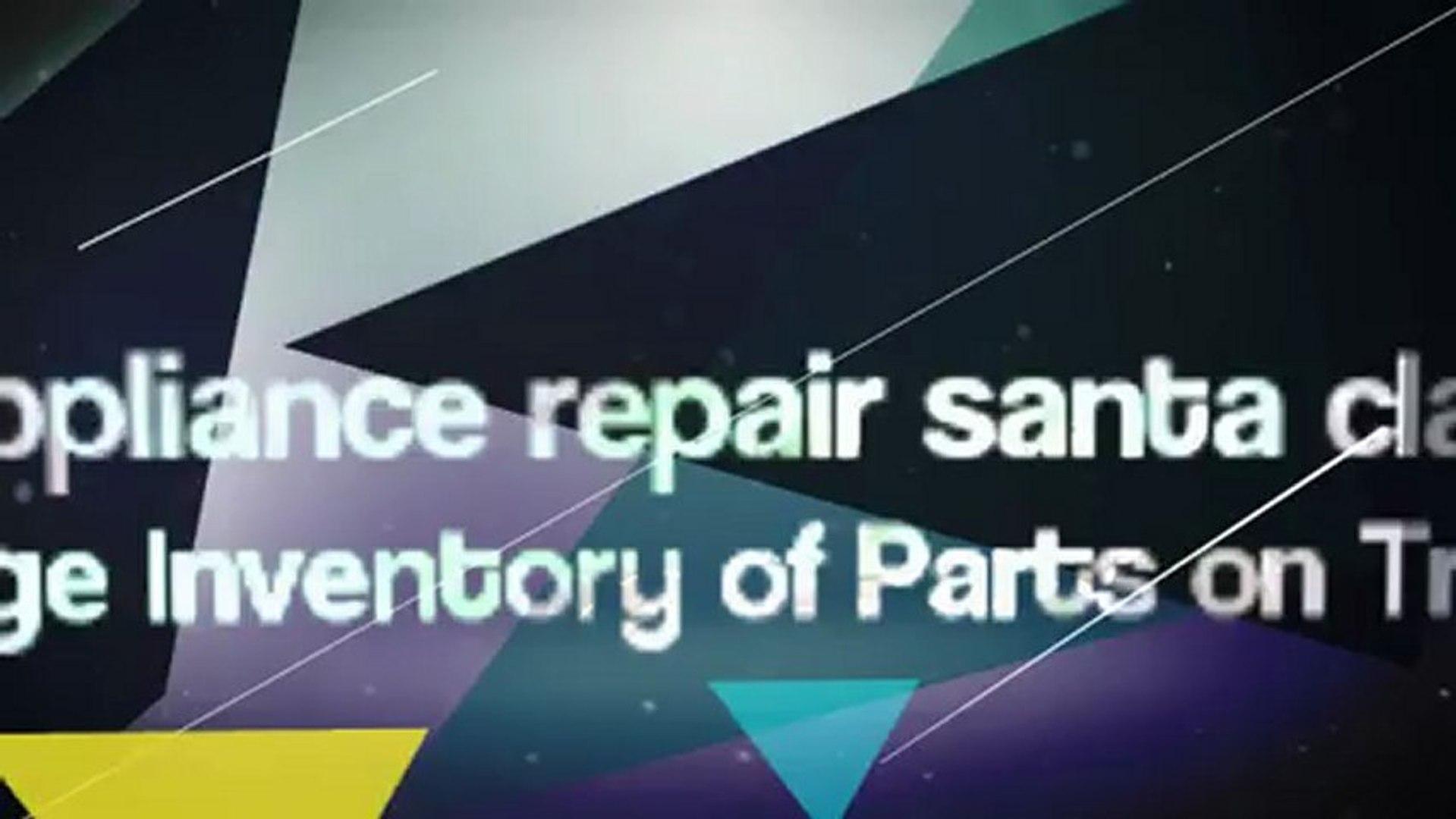 Appliance repair santa clarita ca Call 415-689-8180