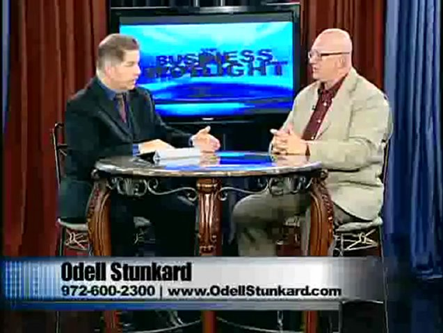 Odel Stunkard The Business Spotlight Odels Coaching Process