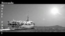 ''Bozcaada-Hotel Fahri'' 1950-1960 lardan (1)