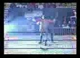 WCW Halloween Havoc 1999- Disco Inferno vs Lash LeRoux