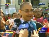 """Villegas: """"Chávez es el presidente de Venezuela, no hay ningún otro"""""""
