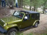Club jeep Marcanterre septembre 2007