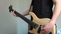 Blink 182 - After Midnight [BASS COVER]