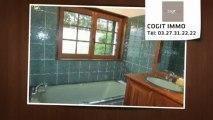 A vendre - maison - ST AMAND LES EAUX (59230) - 6 pièces -