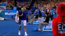 Hopman Cup - Djokovic, toujours avec humour