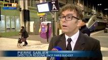 Train : un TGV Perpignan-Paris arrive avec 6 heures de retard