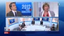 AGDE - SETE - 2013 - LEGISLATIVES 7° HERAULT - Le Débat sur France 3 entre ANDRAL, DENAJA, D'ETTORE et JAMET