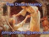 Jesus Healing-light healing