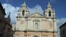 MALTE - MDINA - Cathédrale St Paul