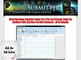 Magic Submitter SEO Tools - YouTube Video Uploader