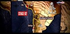 Dakar'da 2. etaba bakış