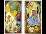 Anne Dangar poteries Musique : Ignazio Albertini sonate pour violon et basse continue n° 3