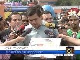 Cifra de homicidios en el municipio Sucre se redujo durante gestión de Ocariz en 2012