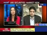 Expect markets to inch higher by 10-15% from current levels : UBS