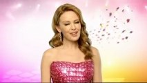 Kylie Minogue - New Year's Eve Commercials 2012