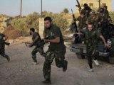 Syrian army fighting insurgents around Yarmuk camp