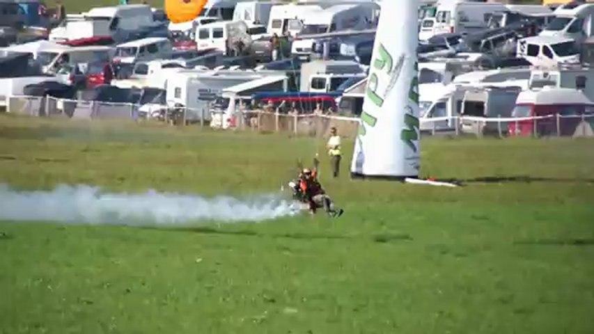 Coupe Icare 2011 Première d'Icarobatix