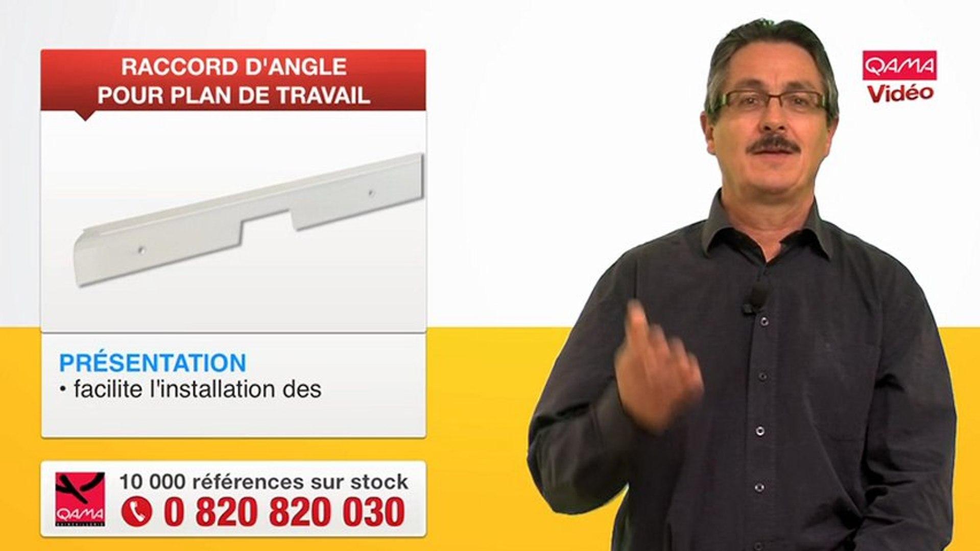 Raccord De Plan De Travail raccord d'angle en aluminium pour plan de travail, par qama