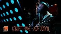 Asaf Avidan en concert privé pour le Mouv'