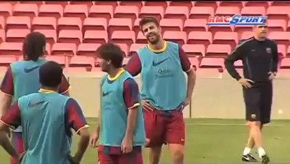 Ballon d'Or 2012 / Portrait de Lionel Messi - Vidéo Dailymotion