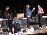 Theater 1 - TEN SING life'n'rhythm Seminar 2013