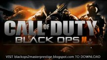 Call Of Duty Black Ops 2 Prestige Hack - Glitch - Master Prestige - JANUARY 2013 (AFTER PATCH)