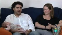Las caras de la maternidad (4): De pareja a familia