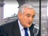 """""""Solitude du pouvoir"""", """"clivages""""... Raffarin fait l'inventaire Sarkozy"""