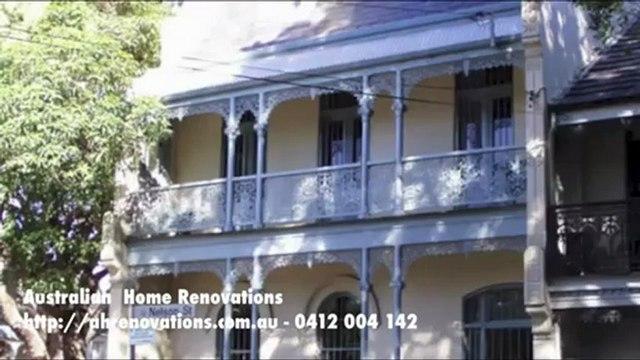 Australian Home Renovations| 0412 004 142 |Builder Renovations Sydney North|Home Builders Remodeling