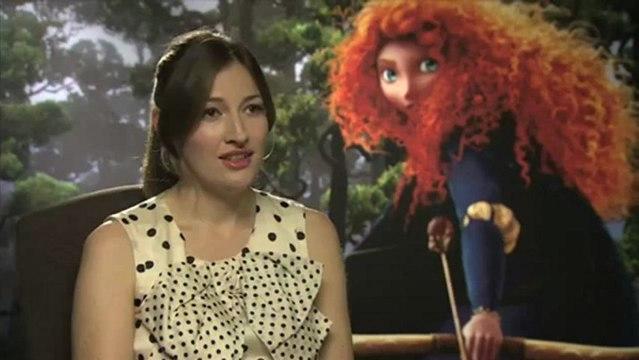 Kelly Macdonald Interview -- Brave.mp4