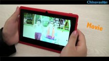 How to do a Factory Data Reset on and Android 4 0 Tablet C91