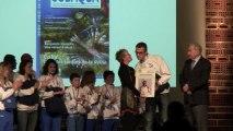 Cérémonie des récompenses aux sportifs gravenchonnais 2012