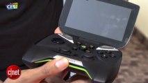 CES 2013 : Nvidia Project Shield, une console & tablette sous Tegra 4