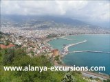 Alanya Daily Excursions Sightseeing Tours Trips  - Turkey