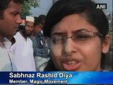 Bangladesh protesters call for better conditions in garment factories after deadly fire.mp4