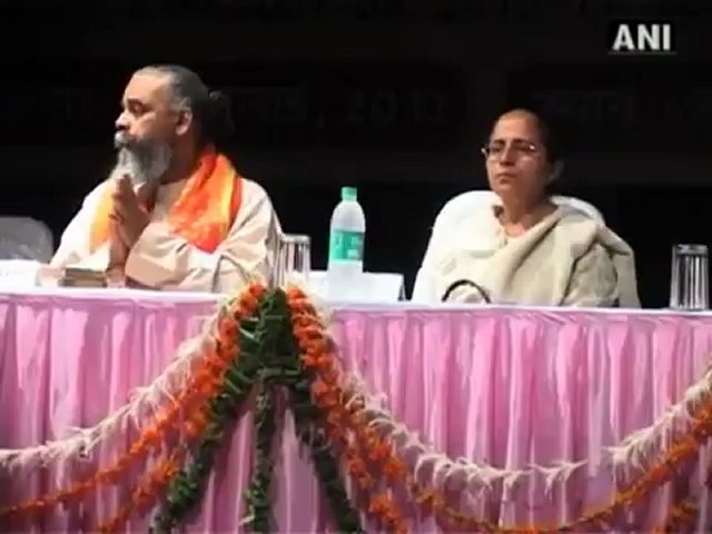 Gehlot in praise of 'Sanskrit'.mp4