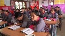 Bhutan focuses on Gross National Happiness