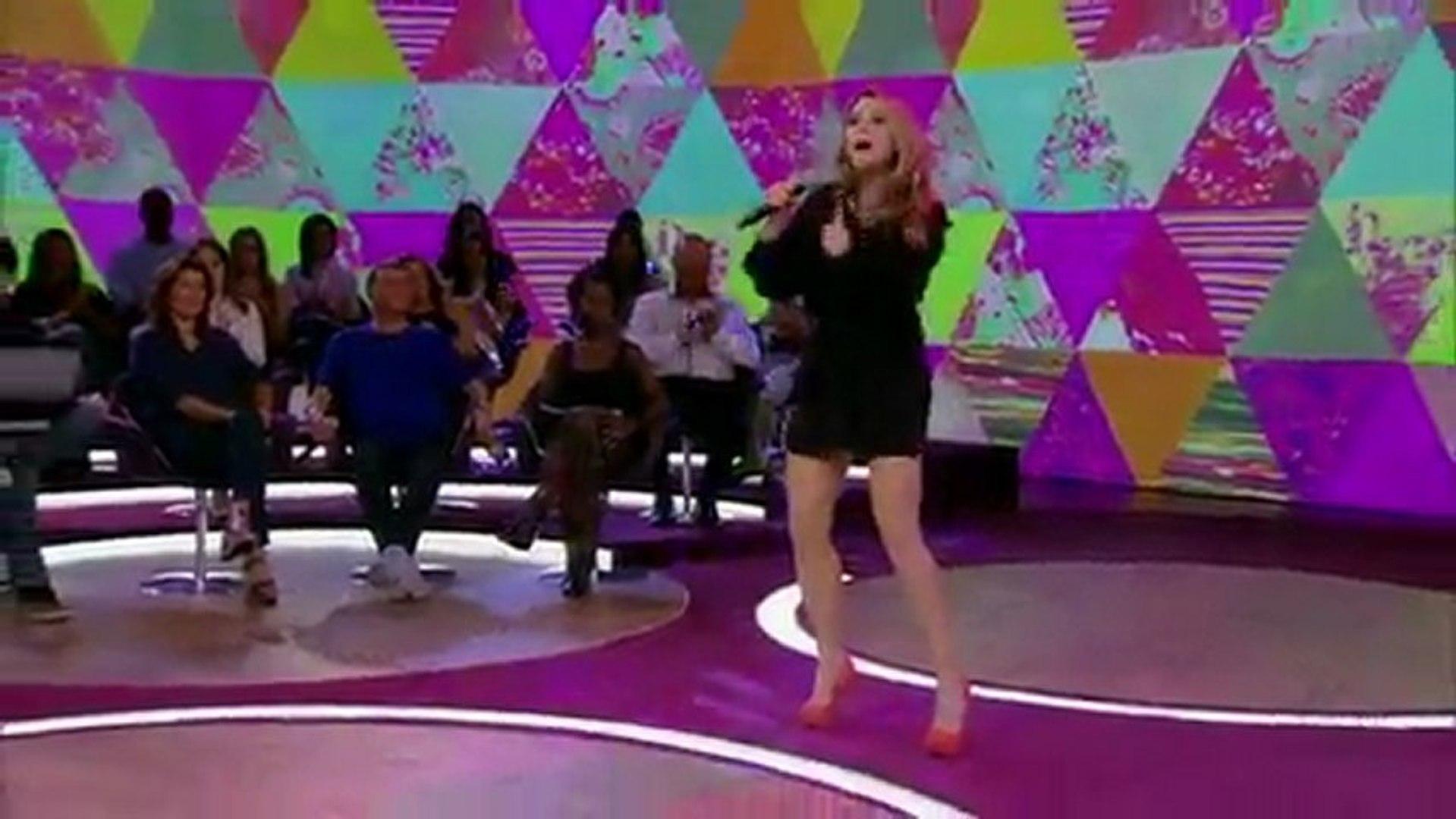 Banda Cheiro de Amor canta 'Apetite'