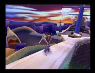 Frapsoluce Spyro 3 : Partie 12 - Vaisseaux perdus