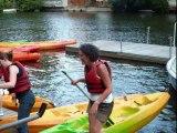 location canoe kayak de pont d'ouilly à clecy suisse normande